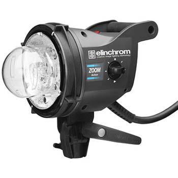 ANTORCHA ELINCHROM ZOOM ACTION