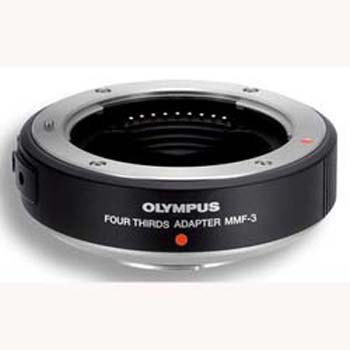 ADAPTADOR OLYMPUS MMF-3 DE FT A MFT ESTANCO P/PEN Y OM-D