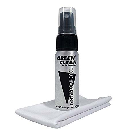 SPRAY GREEN CLEAN TOUCHPAD C-6010 + GAMUZA