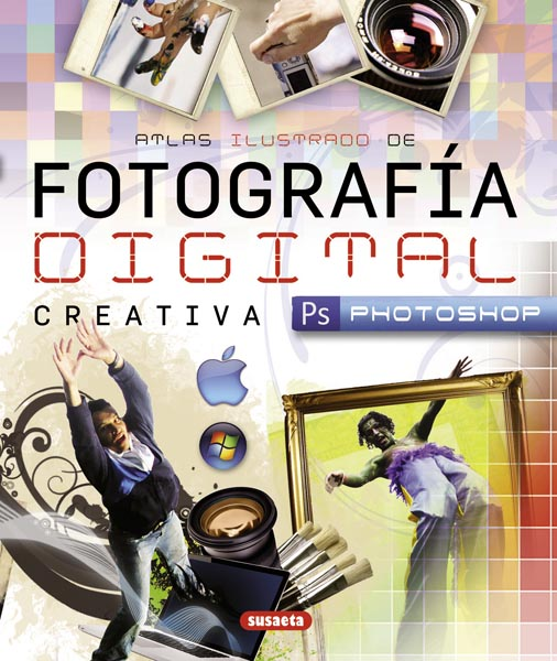 LIBRO FOTOGRAFIA DIGITAL CREATIVA