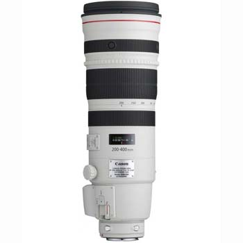 OBJETIVO CANON EF 200-400/4 L IS USM