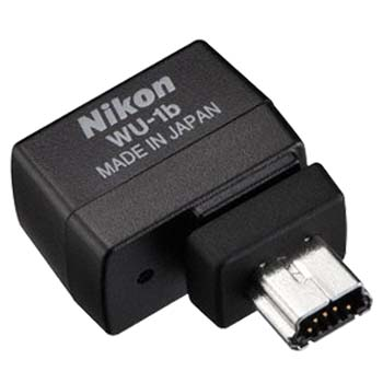 ADAPTADOR NIKON WU-1B WIRELESS (D600-NIKON 1)
