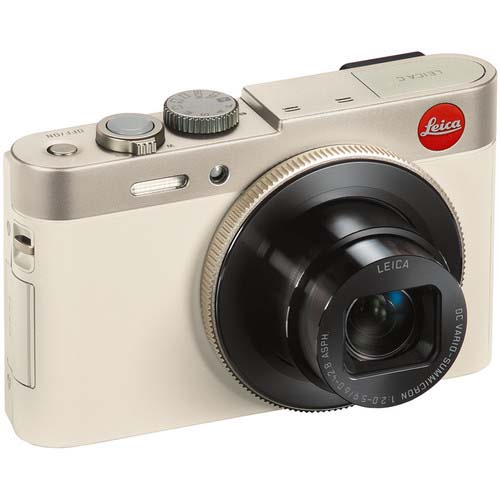 CAMARA LEICA C LIGHT GOLD