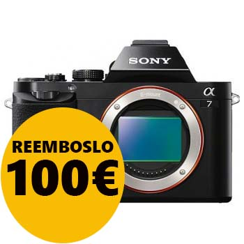 CUERPO SONY A7