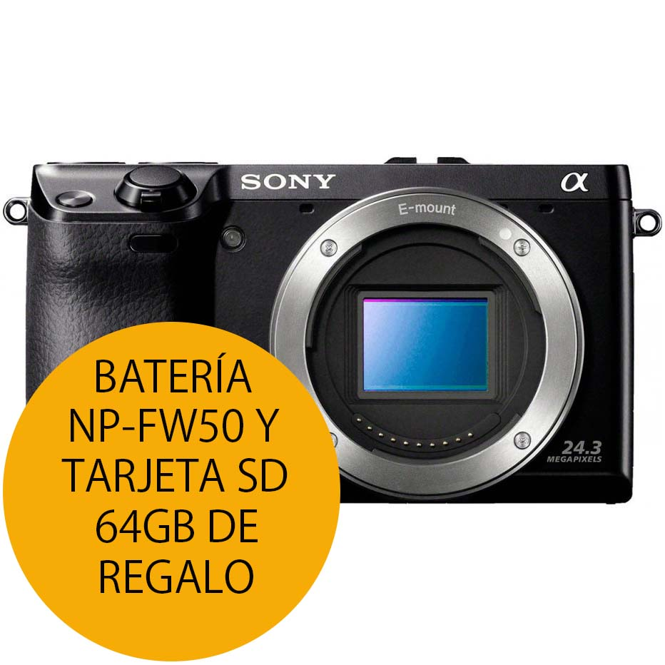 CUERPO SONY A6000
