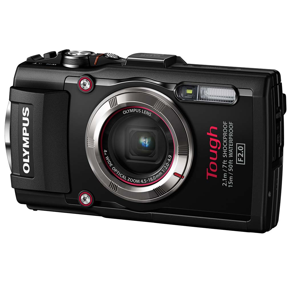 CAMARA OLYMPUS TOUGH TG3