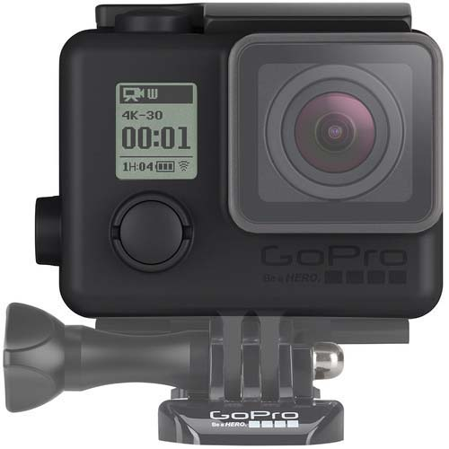 CARCASA GOPRO BLACKOUT HOUSING WITH TOUCH-DOOR (AHBSH-401) GOPRO