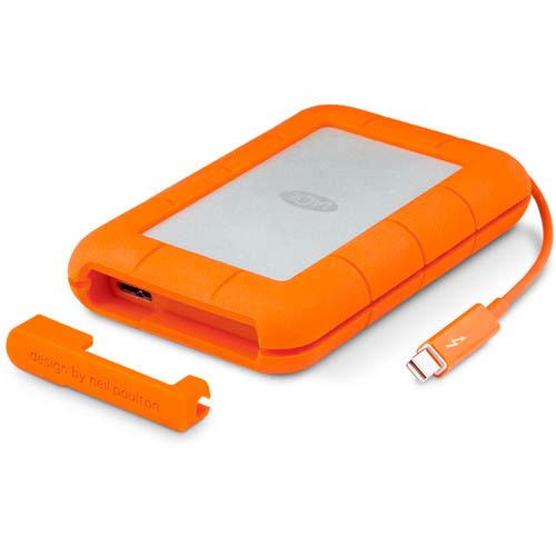DISCO DURO LACIE 4TB RUGGED RAID (THUNDERBOLT + USB 3.0)