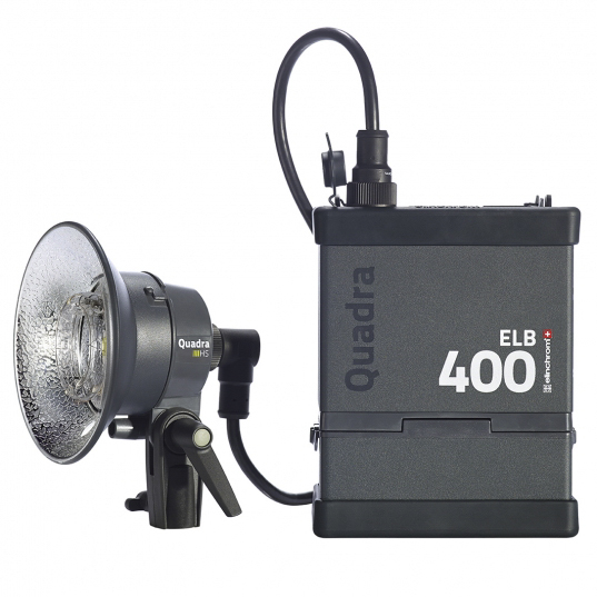 KIT ELINCHROM ELB 400 One HS HEAD TO GO