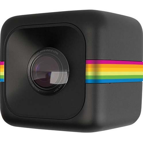 CAMARA POLAROID CUBE PLUS BLACK