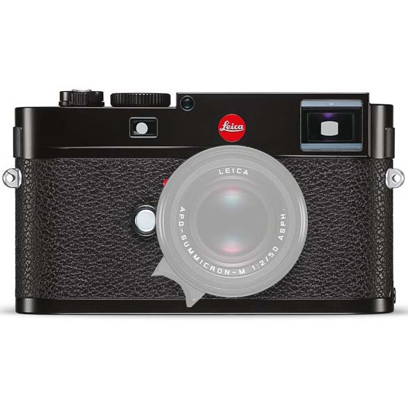 CUERPO LEICA M (TYP 262) NEGRO ANODIZED