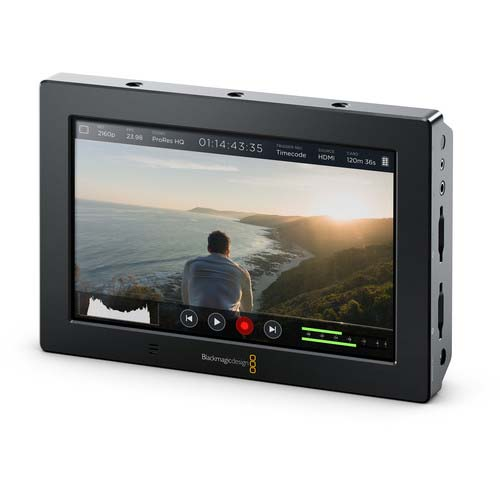 MONITOR BLACKMAGIC VIDEO ASSIST 4K