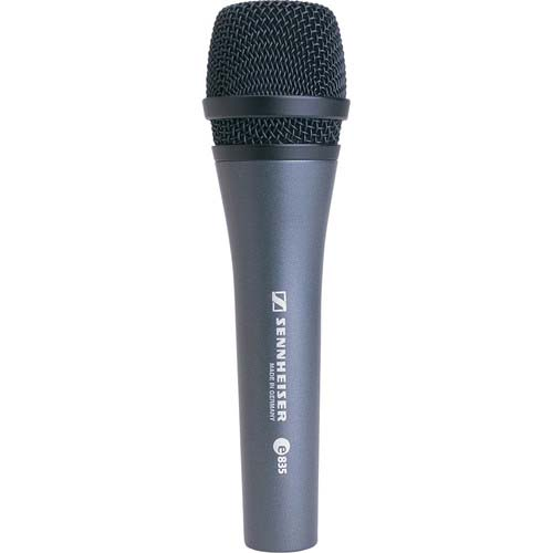 MICROFONO SENNHEISER E 835 DYNAMIC VOCAL
