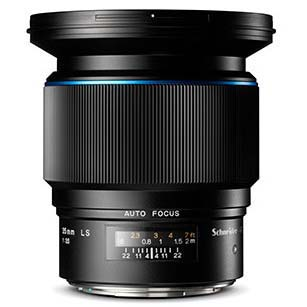 OBJETIVO PHASE ONE XF 35/3.5 LS BLUE RING