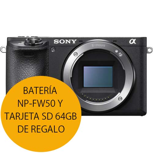 CUERPO SONY A6500