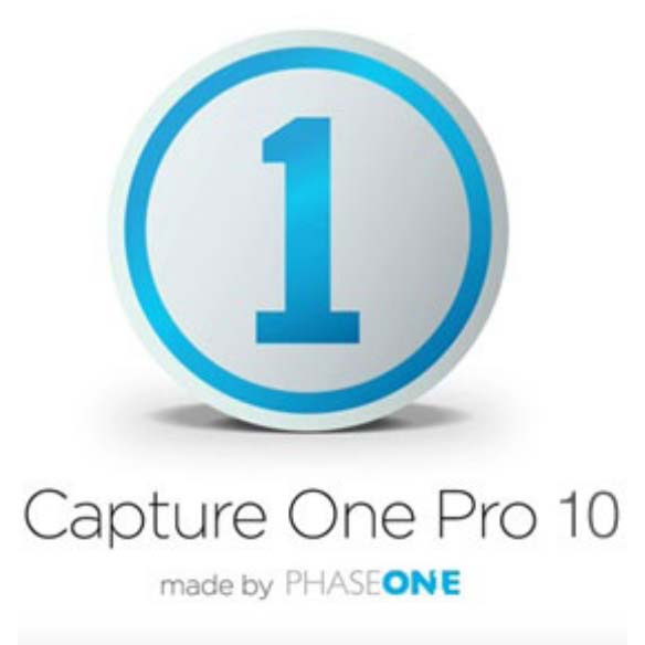 SOFTWARE PHASE ONE CAPTURE ONE PRO 10