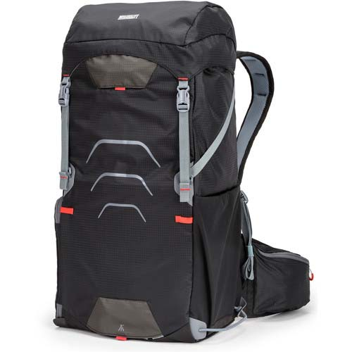 ESTUCHE MINDSHIFT ULTRALIGHT DUAL 25L BLACK MAGMA (M303)