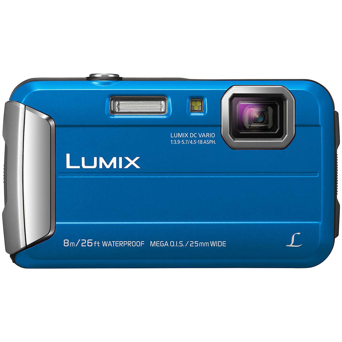 CAMARA PANASONIC DMC-FT30 AZUL