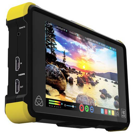ATOMOS SHOGUN FLAME TRAVEL CASE