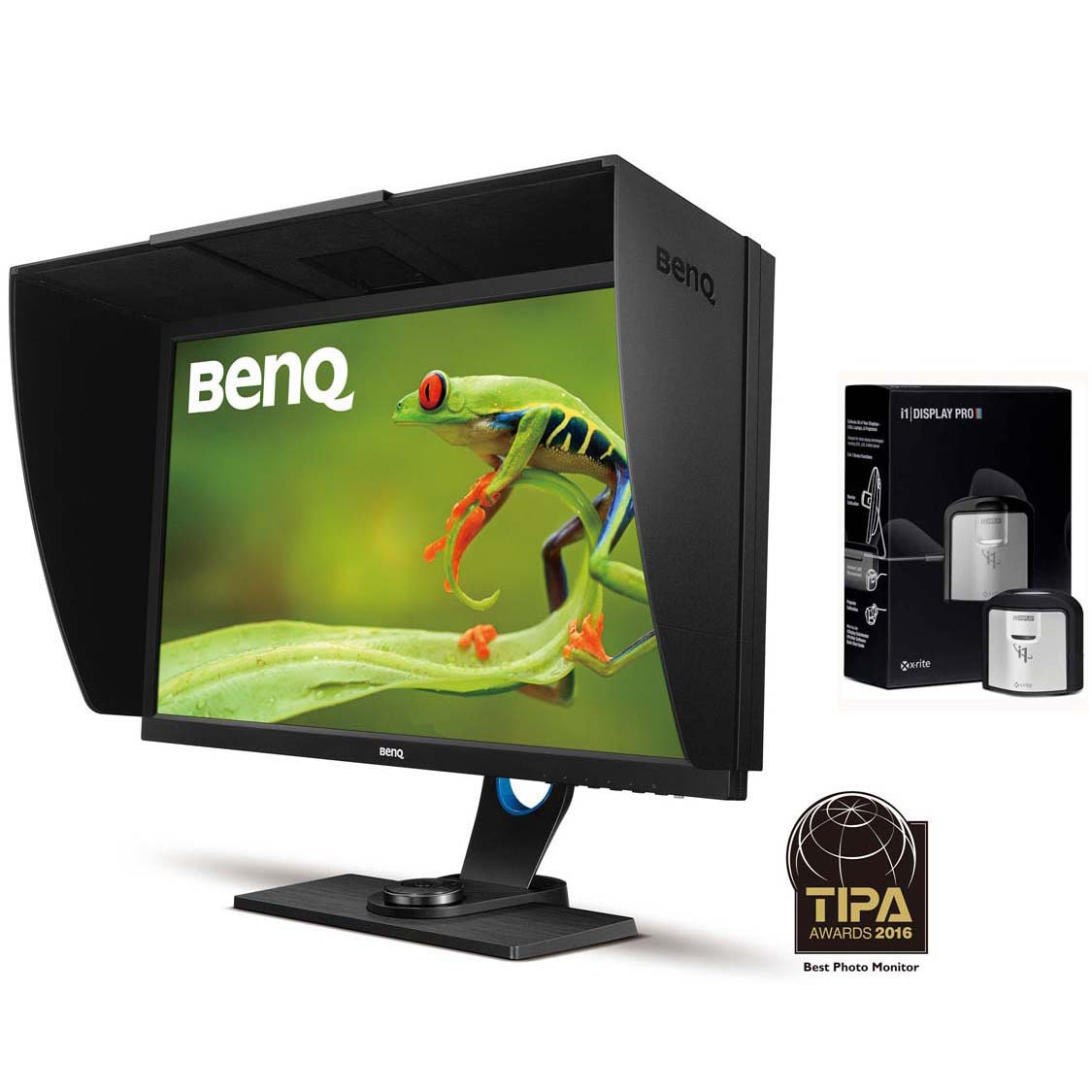 MONITOR BENQ SW2700PT + CALIBRADOR I1 DISPLAY PRO