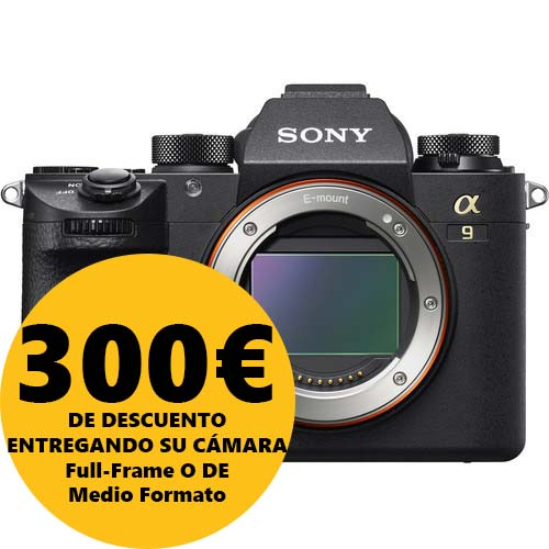 CUERPO SONY A9