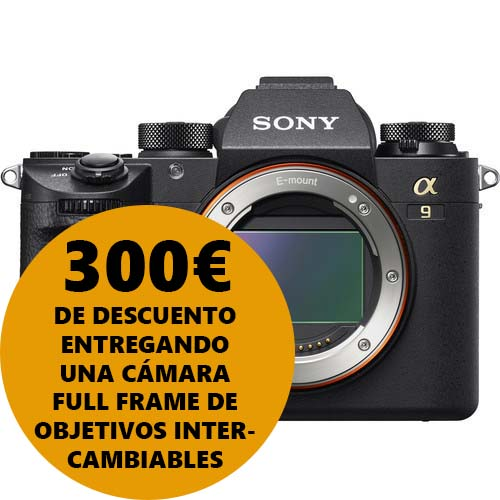 CUERPO SONY A9 SONY