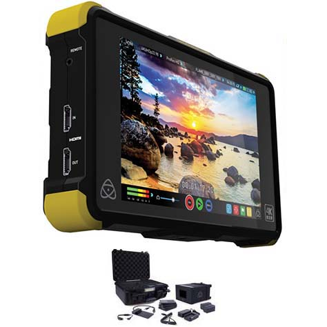 ATOMOS SHOGUN FLAME TRAVEL CASE + KIT ACCESORIOS COMPLETO