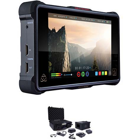 ATOMOS NINJA INFERNO TRAVEL CASE + KIT ACCESORIOS COMPLETO