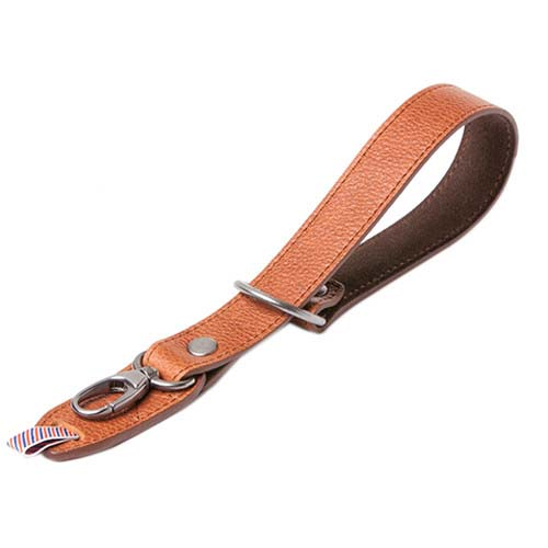 CORREA BBS RAZOR CUT GRAINED BROWN LEATHER