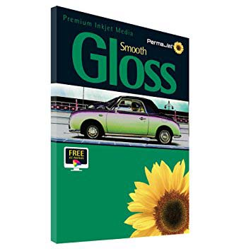 PAPEL PERMAJET A4 SMOOTH GLOSS 50H 280 GRM