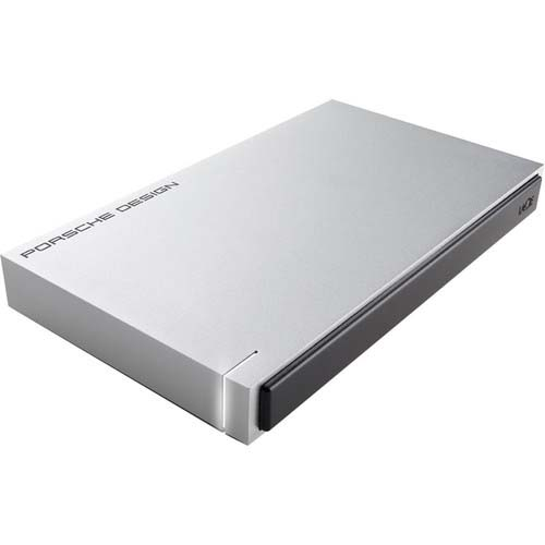 DISCO DURO LACIE 2TB P922 PORSCHE LIGHT-GREY (USB 3.0)
