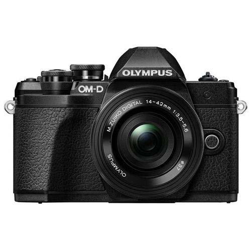 KIT OLYMPUS OM-D E-M10 MARK III + 14-42 EZ BLACK/BLACK