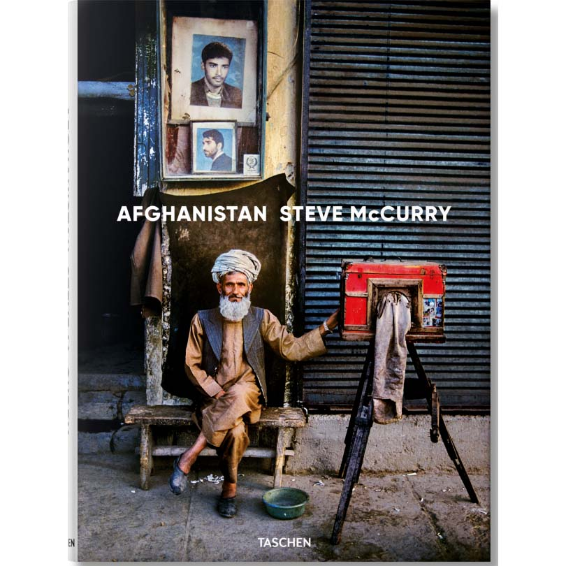 LIBROS. AFGHANISTAN. STEVE MACCURRY LIBROS