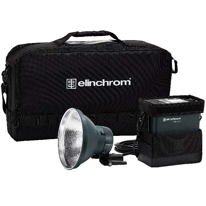 KIT ELINCHROM ELB 500 TTL DUAL TO GO