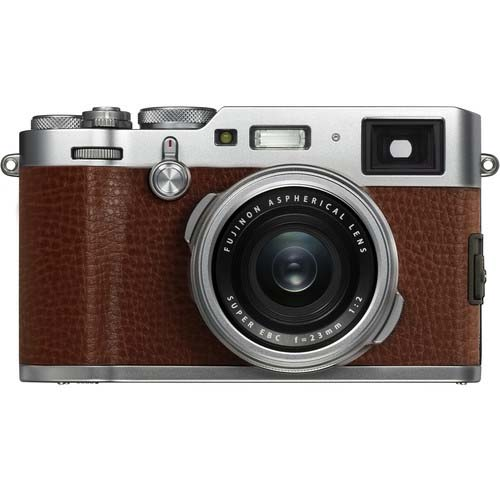 CAMARA FUJI FINEPIX X100F BROWN