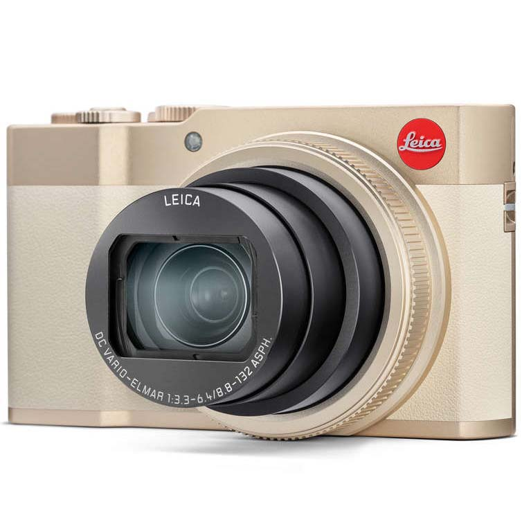 CAMARA LEICA C-LUX (Ver. E) LIGHT-GOLD