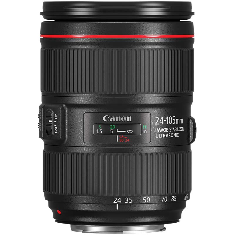 OBJETIVO CANON RF 24-105/4 L IS USM