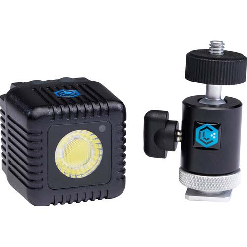 LUME CUBE PHOTO C/ROTULA DSLR