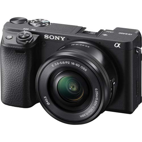 KIT SONY A-6400 + 16-50/3.5-5.6 OSS