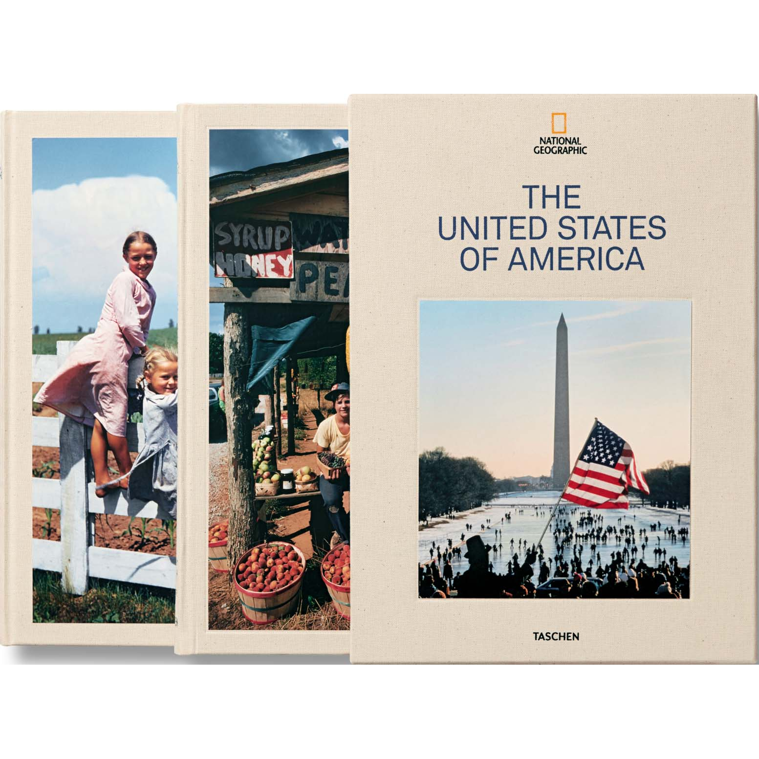 LIBRO THE UNITED STATES OF AMERICA. NATIONAL GEOGRAPHIC LIBROS