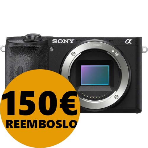 CUERPO SONY A6600