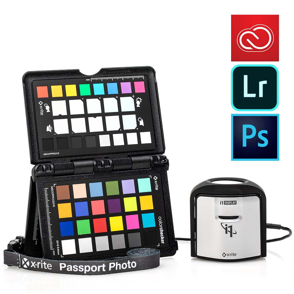 KIT X-Rite i1 COLORCHECKER PRO PHOTO KIT