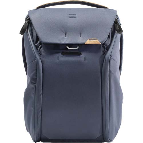 MOCHILA PEAK DESIGN EVERYDAY BACKPACK 20L V2 MIDNIGHT BLUE PEAK DESIGN