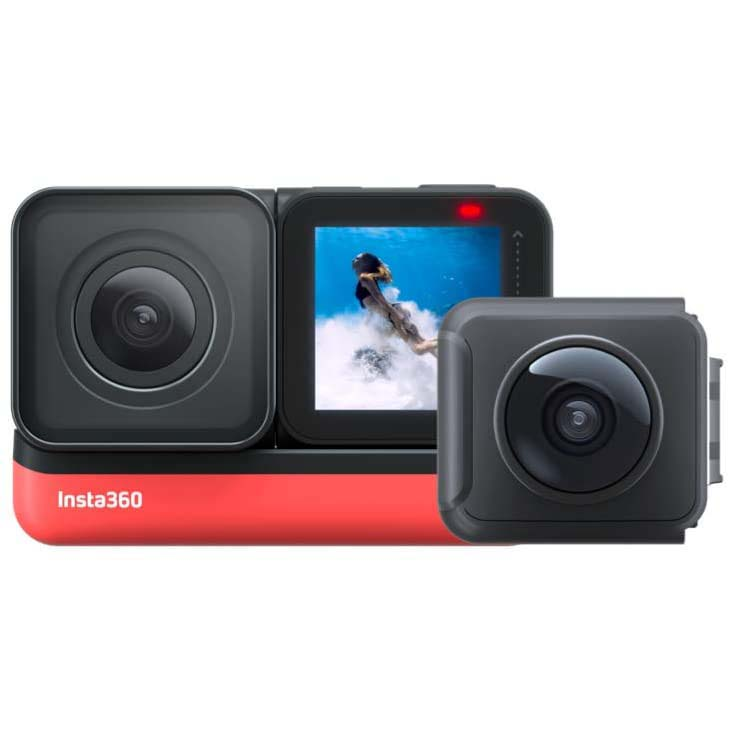CAMARA INSTA360 ONE R TWIN EDITION