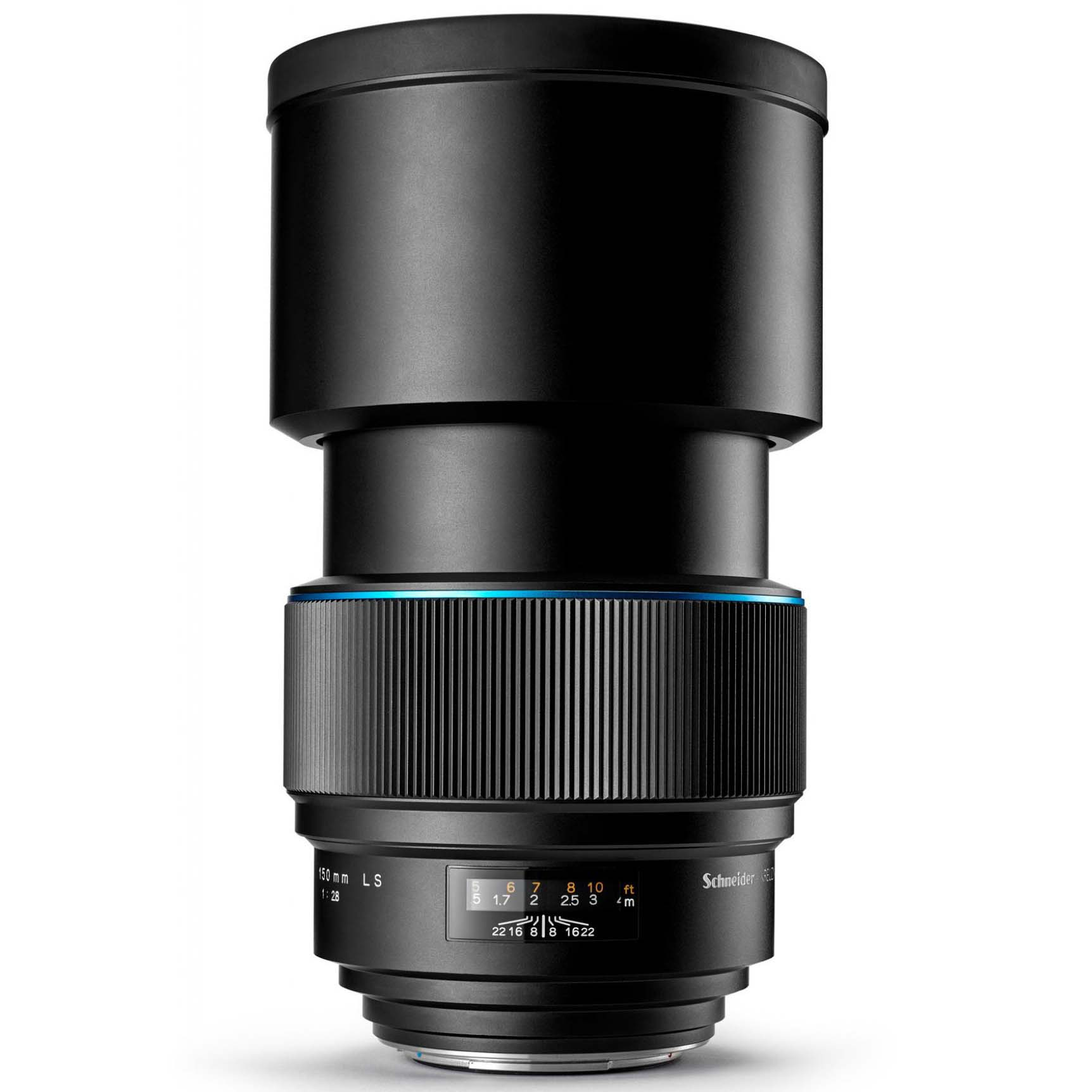 OBJETIVO PHASE ONE XF 150/3.5 LS BLUE RING