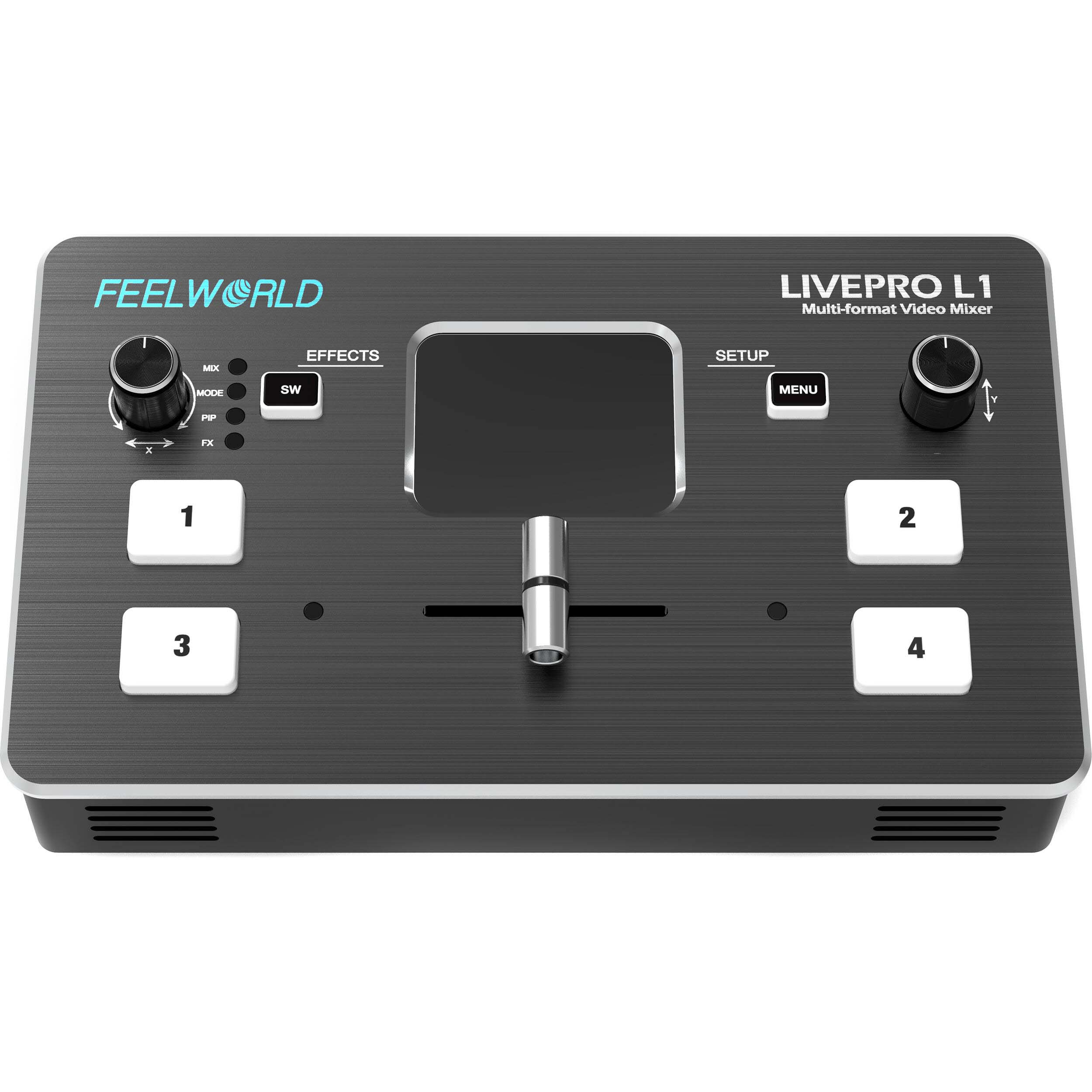 MESA FEELWORLD LIVEPRO L1 MULTI-FORMAT VIDEO MIXER
