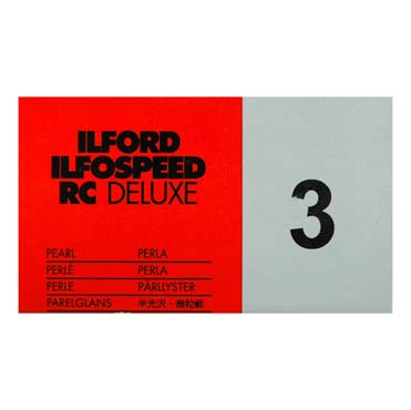 PAPEL ILFORD ILFOSPEED RC 13X18 (25) 3 44M
