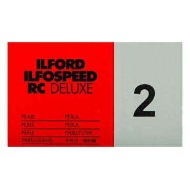 PAPEL ILFORD ILFOSPEED RC 13X18 (100) 2 44M