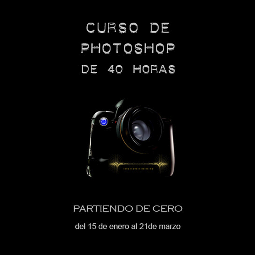 CURSO PHOTOSHOP 40 HORAS (JOSE LUIS ARMENTIA)